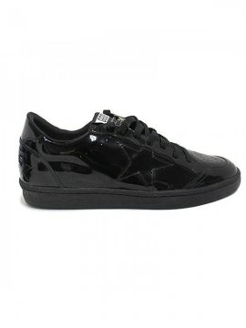 Black Ball Star Sneakers