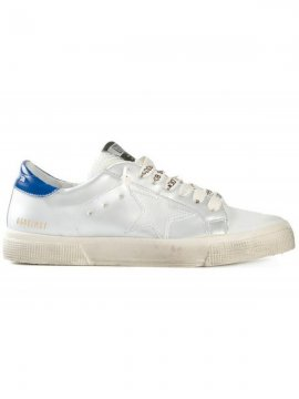 Blue Superstar Sneakers