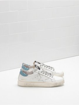Blue White May Sneakers