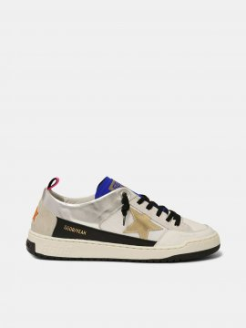 Golden Goose Yeah sneakers with gold star White G36MS602.A5