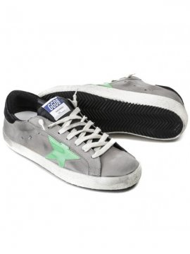 Gray Superstar Sneakers