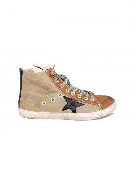 Khaki Beige Francy Sneakers
