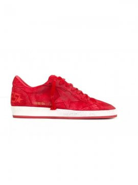 Red Ball Star Sneakers