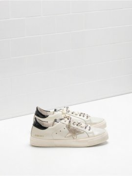 White Black May Sneakers