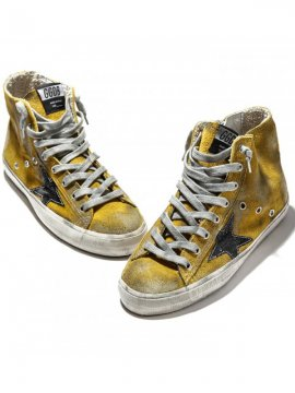 Yellow Francy Sneakers