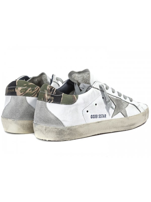 Camo Superstar Sneakers